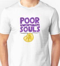 Poor Unfortunate Souls (glitter) T-Shirt