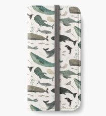 Whale Song iPhone Wallet/Case/Skin