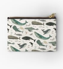 Whale Song Studio Pouch