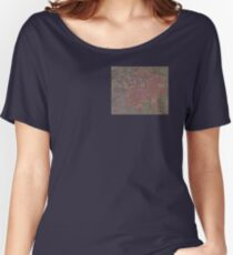 lily, style emboss Women's Relaxed Fit T-Shirt