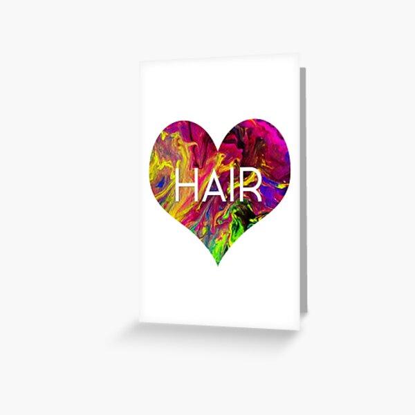Hair Love Greeting Card