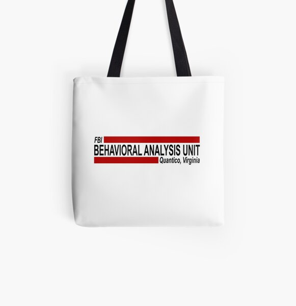 BAU All Over Print Tote Bag