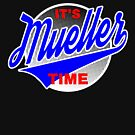 Mueller Time Tees by EthosWear