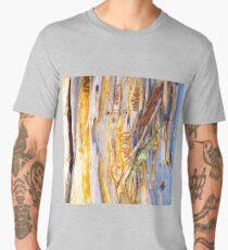 The Tree Bark Collection # 23 - The Magic Tree Men's Premium T-Shirt