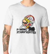 P-Wing Starfighter Men's Premium T-Shirt