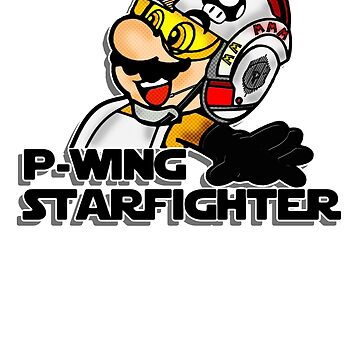 P-Wing Starfighter by Rodmarck