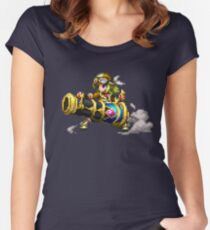 Olive FFBE Women's Fitted Scoop T-Shirt
