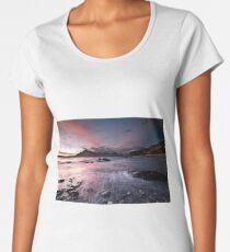Go With The Flow Women's Premium T-Shirt