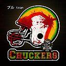 Chuckers (Print Version) by Rodrigo Marckezini