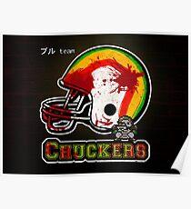 Chuckers (Print Version) Poster