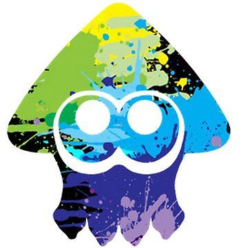 Splatoon multicolor Inkling by MrFoxhead