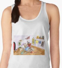 Tiny But Mighty Women's Tank Top