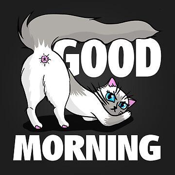 Good Morning by SwanStarDesigns