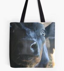 The Cows Arn't Coming Home Tote Bag