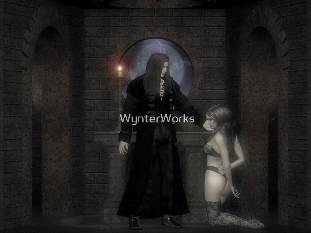 -|-Present-|- Sepia by WynterWorks