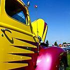 Truck Art by Linda Bianic