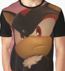 Shadow The Hedgehog Graphic T-Shirt