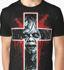 Regan- the Exorcist Graphic T-Shirt