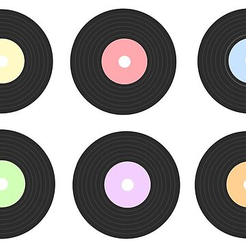 Vinyl Sticker by camitalla
