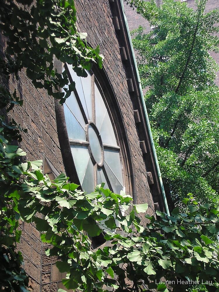 New York City Church  by Lauren Heather Lay