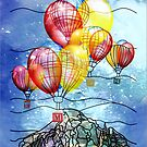 BALLOONS 2 by Tammera