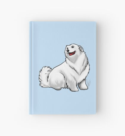 Great Pyrenees Hardcover Journal
