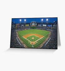 The South Side Home of Baseball Fever Greeting Card
