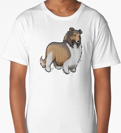 Collie Long T-Shirt