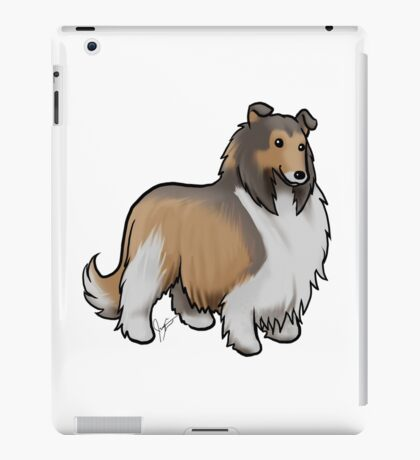 Collie iPad Case/Skin