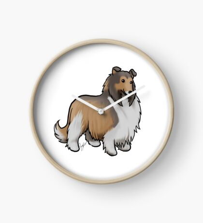 Collie Clock