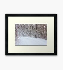 Winter's Spell I Framed Print