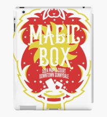 Magic Box iPad Case/Skin