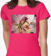 Oriental Lily Supermacro T-Shirt