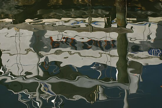 Reflections  by Barry Goble