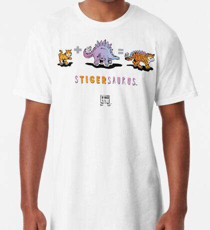 STIGERSAURUS™: Math Long T-Shirt