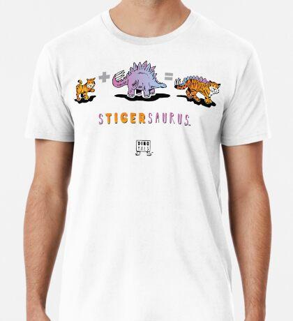STIGERSAURUS™: Math Premium T-Shirt