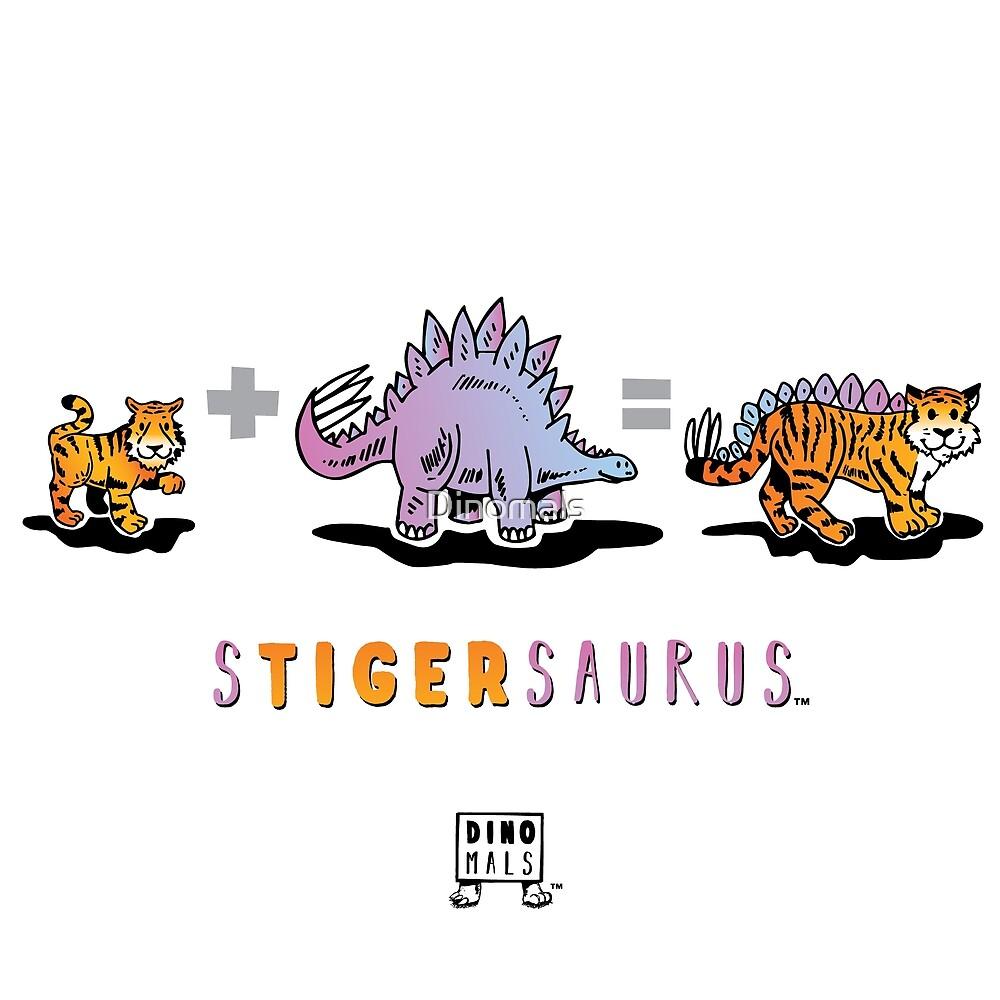 STIGERSAURUS™: Math by Dinomals