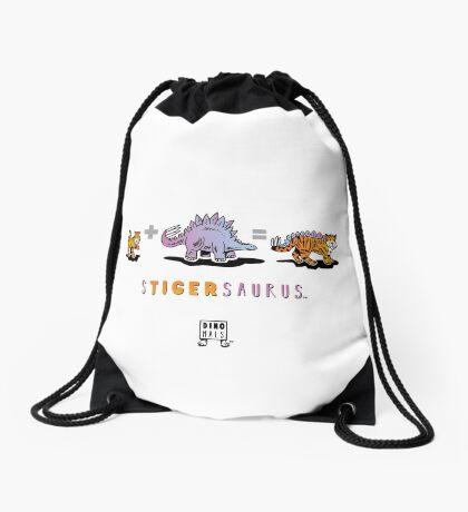 STIGERSAURUS™: Math Drawstring Bag