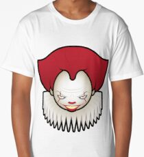 It's a scary clown Long T-Shirt