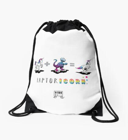 RAPTORICORN™: Math Drawstring Bag