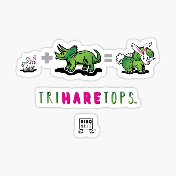 TRIHARETOPS™: MATH Sticker