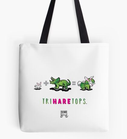 TRIHARETOPS™: MATH Tote Bag