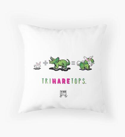 TRIHARETOPS™: MATH Throw Pillow