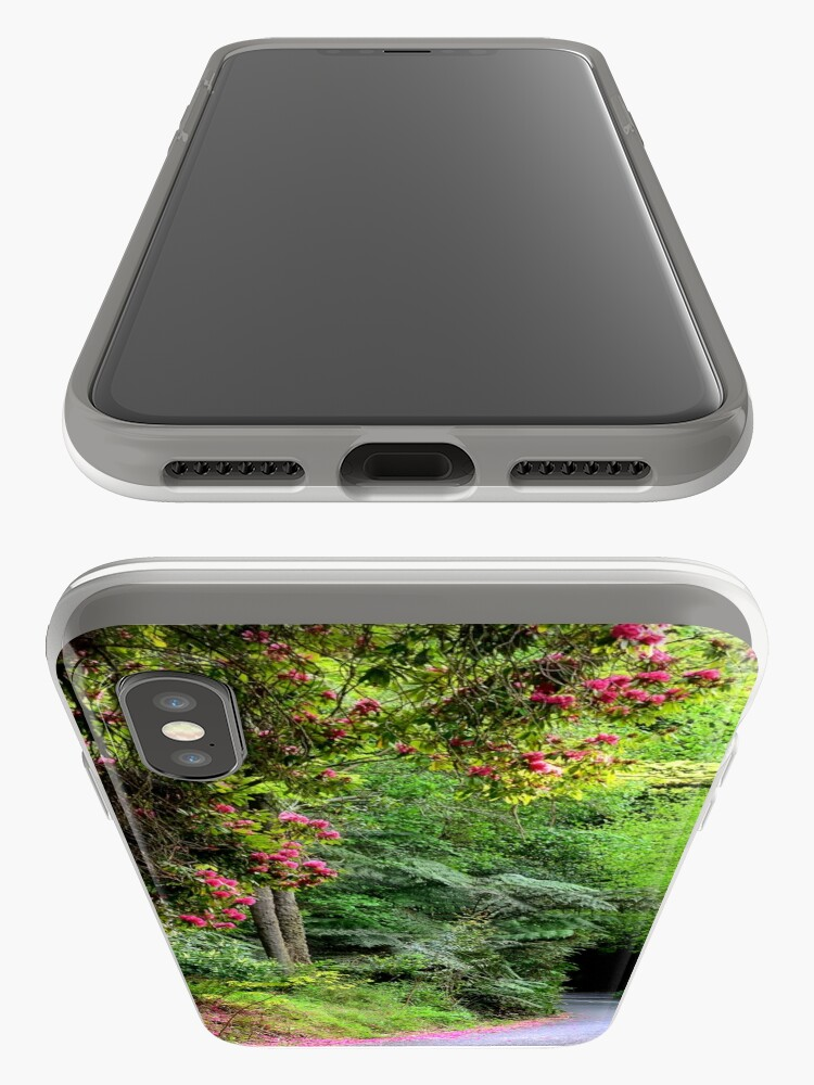 Alternate view of Spring on The Avenue - Mt Wilson NSW iPhone Case & Cover