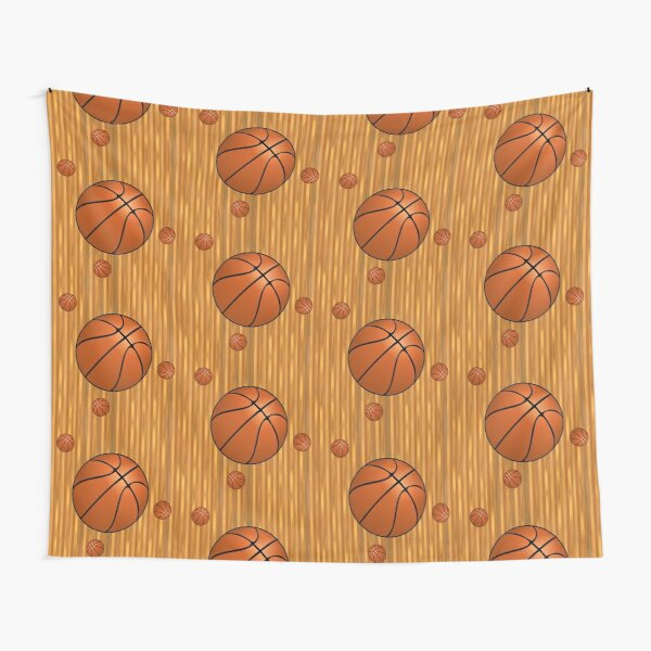 Baloncesto Tela decorativa