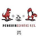 PENGUINOSAURUS REX™: MATH by Dinomals