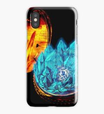 Time Crystals iPhone Case/Skin