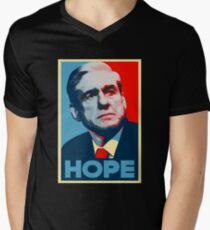 Robert Mueller - HOPE Men's V-Neck T-Shirt