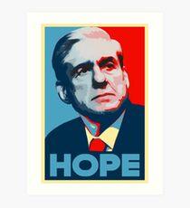 Robert Mueller - HOPE Art Print