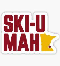 University of Minnesota - Style 38 Sticker